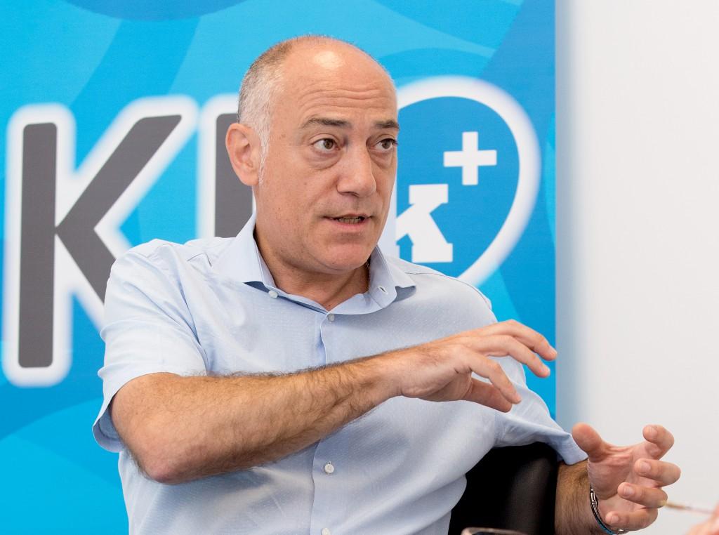 """Pablo Nuñez, director de KL: «El Plan Industrial KL 2020 refuerza nuestra posición en el mercado como proveedor de soluciones industriales integrales"""""""