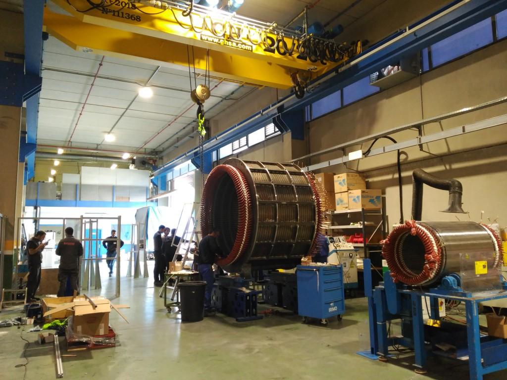 El centro de KL katealegaia en Urretxu ha afrontado nuevos proyectos de reingeniería e industrialización de procesos que le van a permitir encarar el desarrollo de la planta para los próximos años.