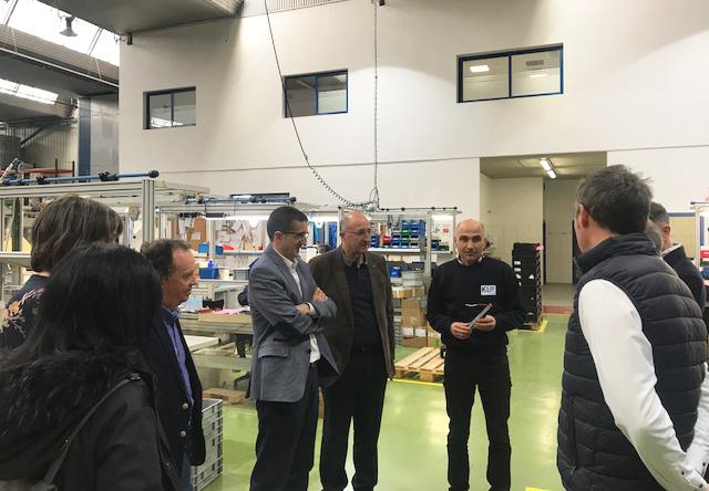 ASLE celebra su Junta Directiva en las instalaciones de KL katealegaia