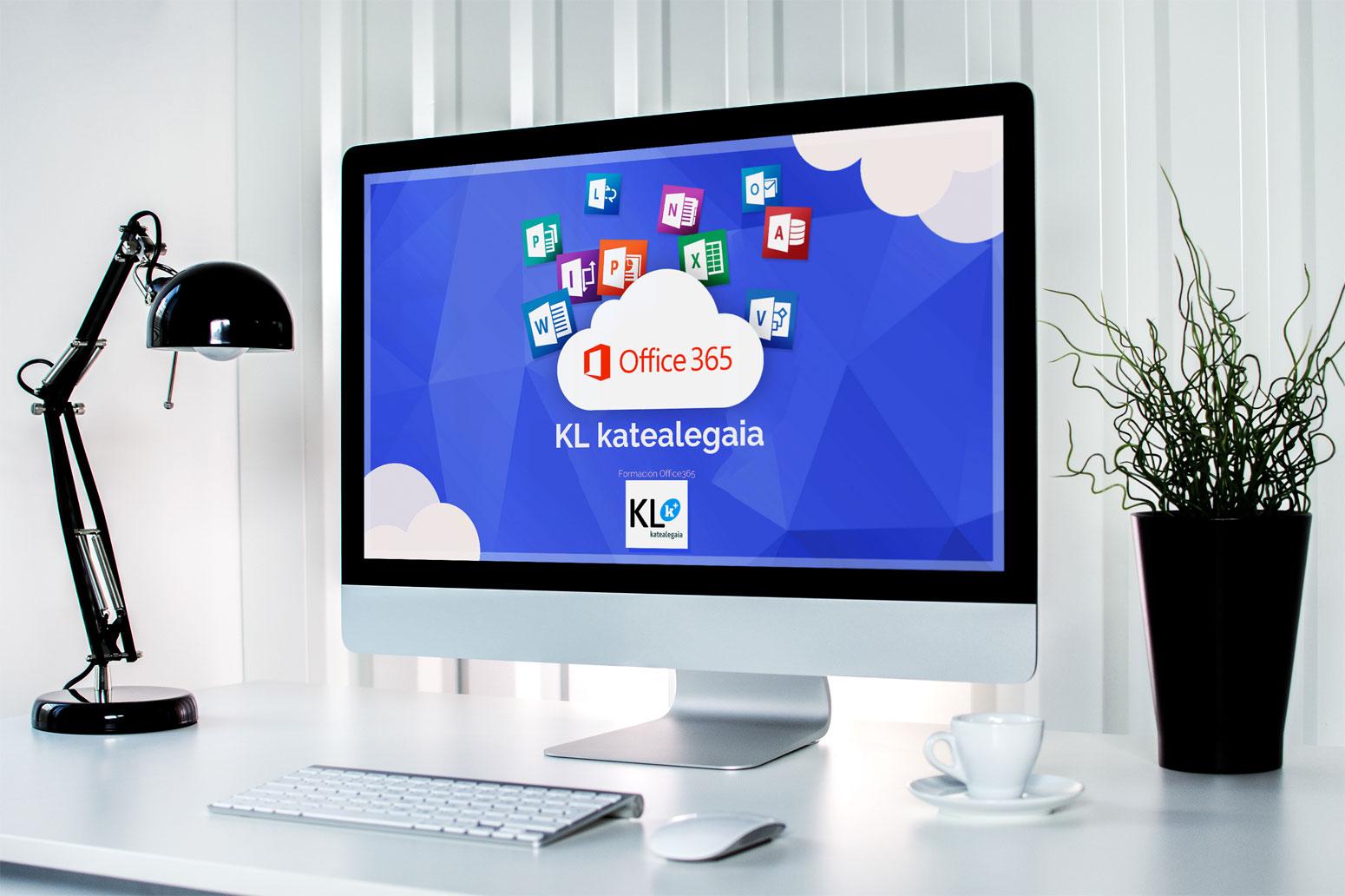 KL katealegaia implanta la herramienta colaborativa de Office 365