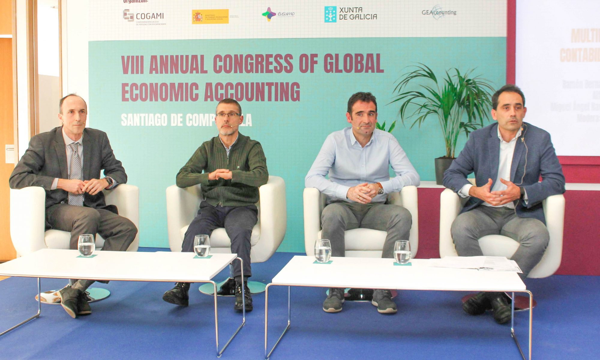 KL katealegaia participa en el VIII Annual Congress of Global Economic Accounting «Valor Social y Desarrollo Sostenible»