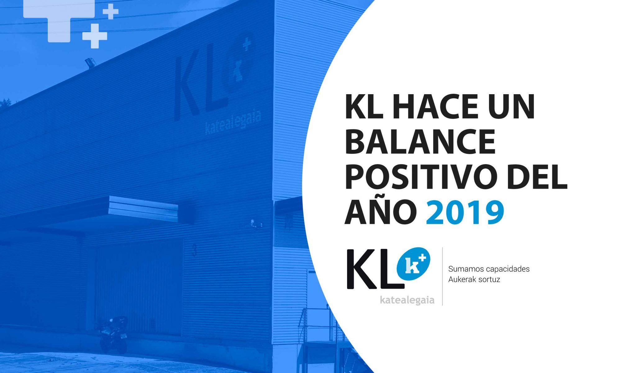 KL hace un balance positivo del año 2019