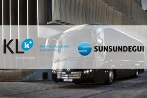Acuerdo de colaboración entre Sunsundegi y KL katealegaia