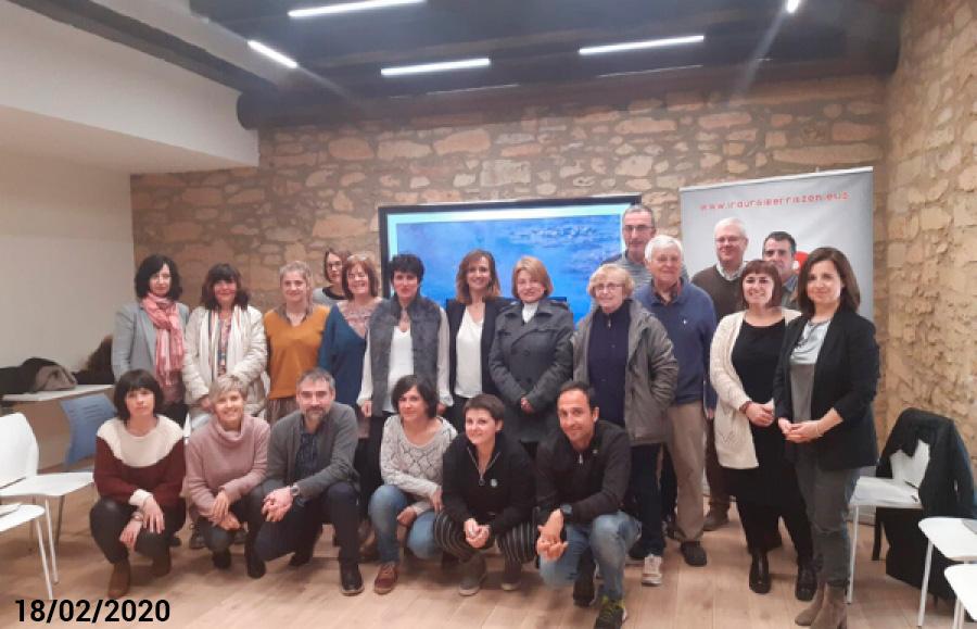 KL katealegaia apuesta por el trabajo en red en colaboración con las Agencias de Desarrollo de Gipuzkoa