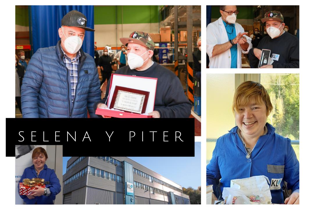Selena y Piter, dos personas históricas en KL, acceden a su nueva etapa de jubilación