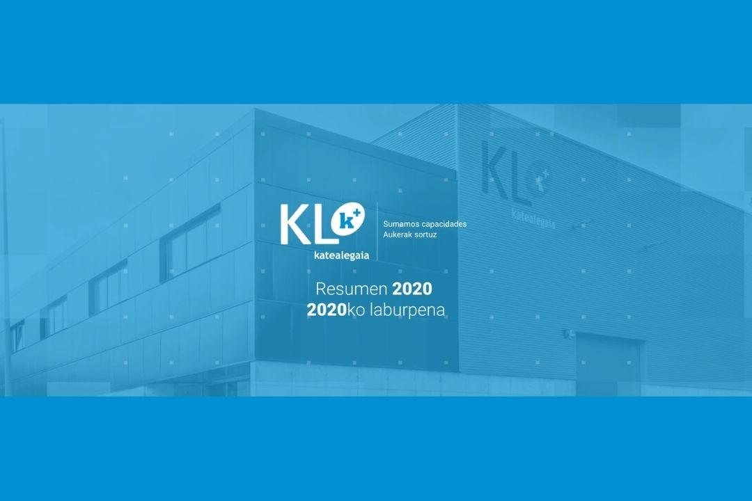 Resumen 2020 Laburpena | KL katealegaia