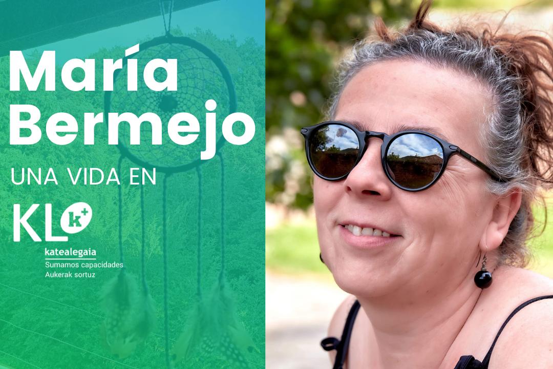 María Bermejo: Toda una vida en KL katealegaia